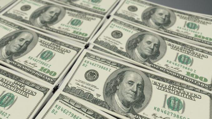 Dolar pao na najniži nivo od 2018. godine