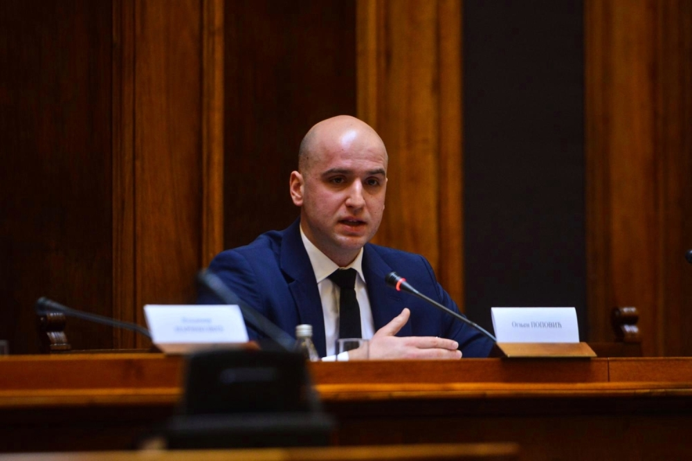 Popović: Dolazak DFC-a daje signal investitorima da je Srbija sigurna luka