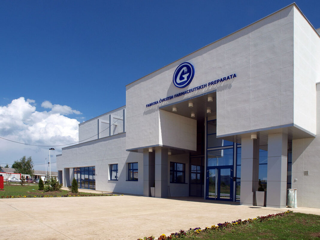Galenika u 2020. povećala prodaju u Srbiji za 19 odsto