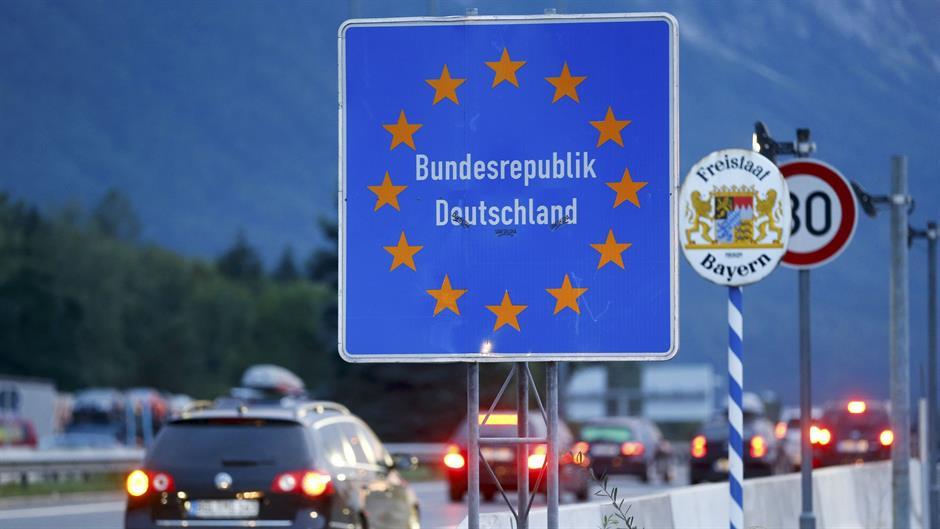 Prevoznici iz Srbije i Evrope satima na nemačkim granicama