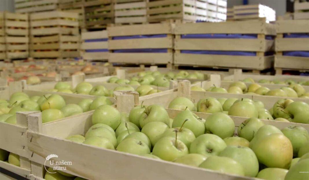 Srbija prošle godine izvezla prehrambenih proizvoda za 4,2 milijarde dolara