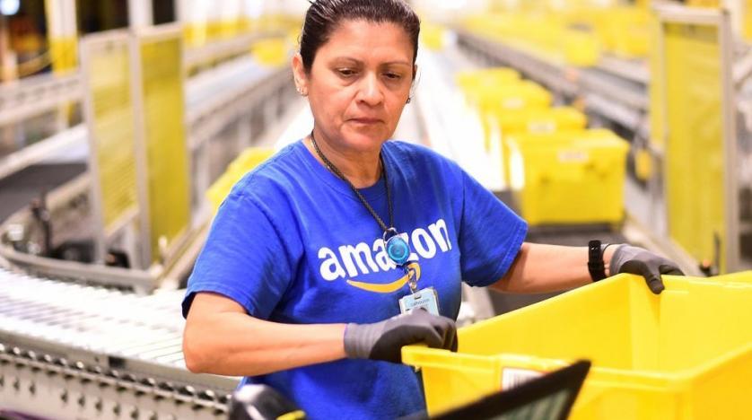 Štrajk zaposlenih u Amazonu