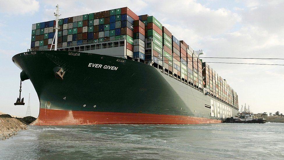 Brod Ever Given napokon oslobodio Suecki kanal