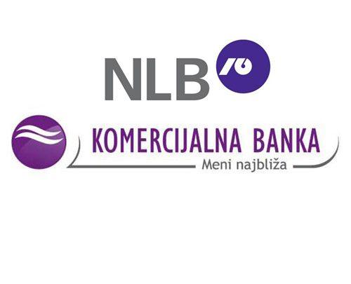 PRVA ZAJEDNIČKA AKCIJA NLB I KOMERCIJALNE BANKE: KREDITI BEZ TROŠKOVA OBRADE, RAČUNI BEZ NAKNADE ZA ODRŽAVANJE