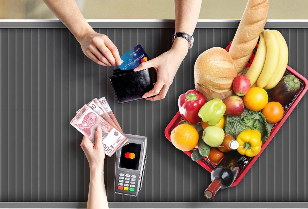 Nova usluga u Roda, Idea i Mercator prodavnicama: Uz kupovinu i keš za poneti